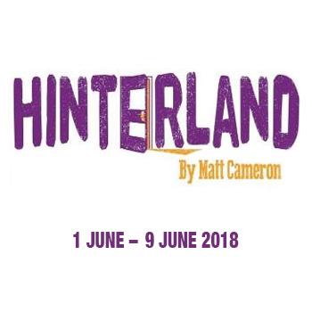 Hinterland by Matt Cameron 2018