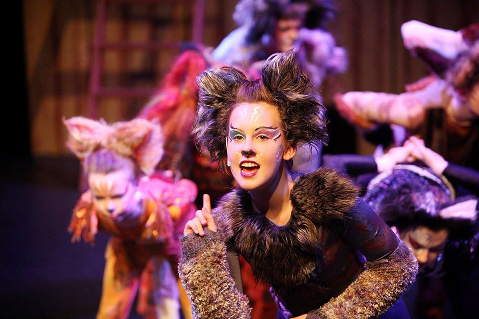 Cats abridged edition young peoples theatre - Winter garden theatre box office hours ...