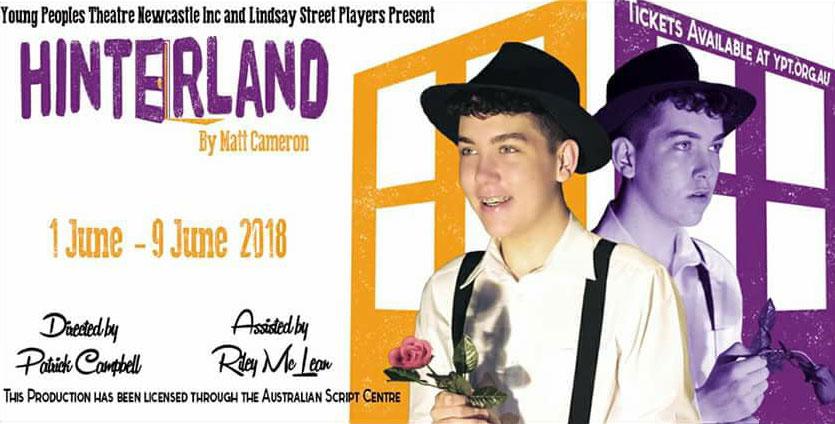 Hinterland promo poster