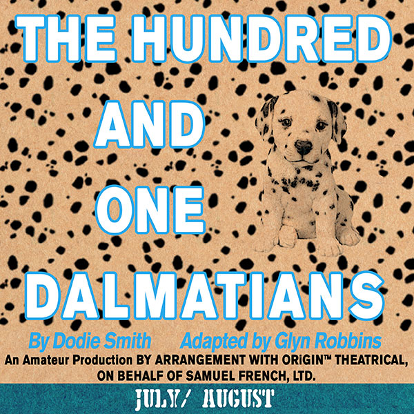 The Hundred and One Dalmatians 2019 Production