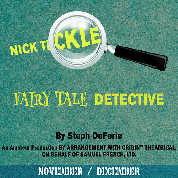 NickTickle: Fairy Tale Detective 2019 Production
