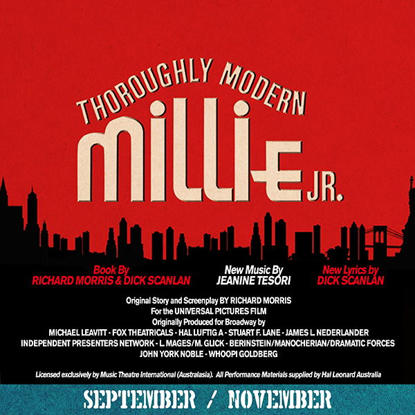 Thoroughly Modern Millie Jr. 2019 Production
