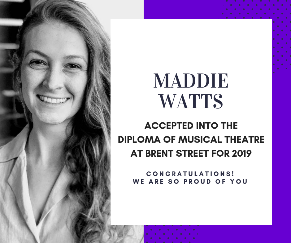 YPT NEWS - Maddie Watts