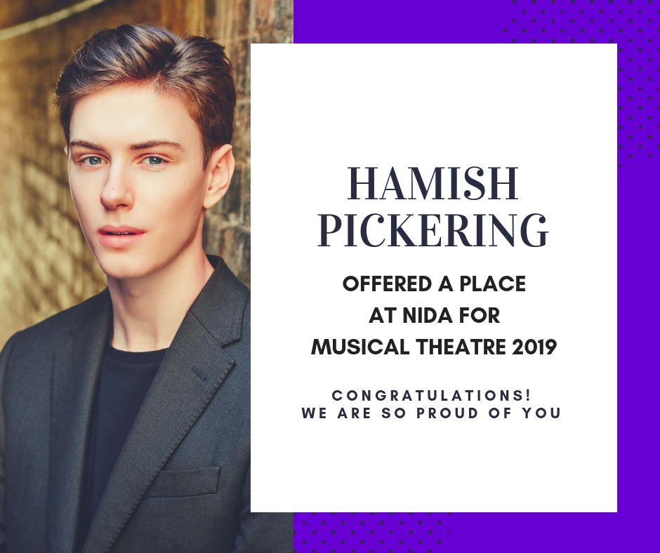YPT NEWS - Hamish Pickering