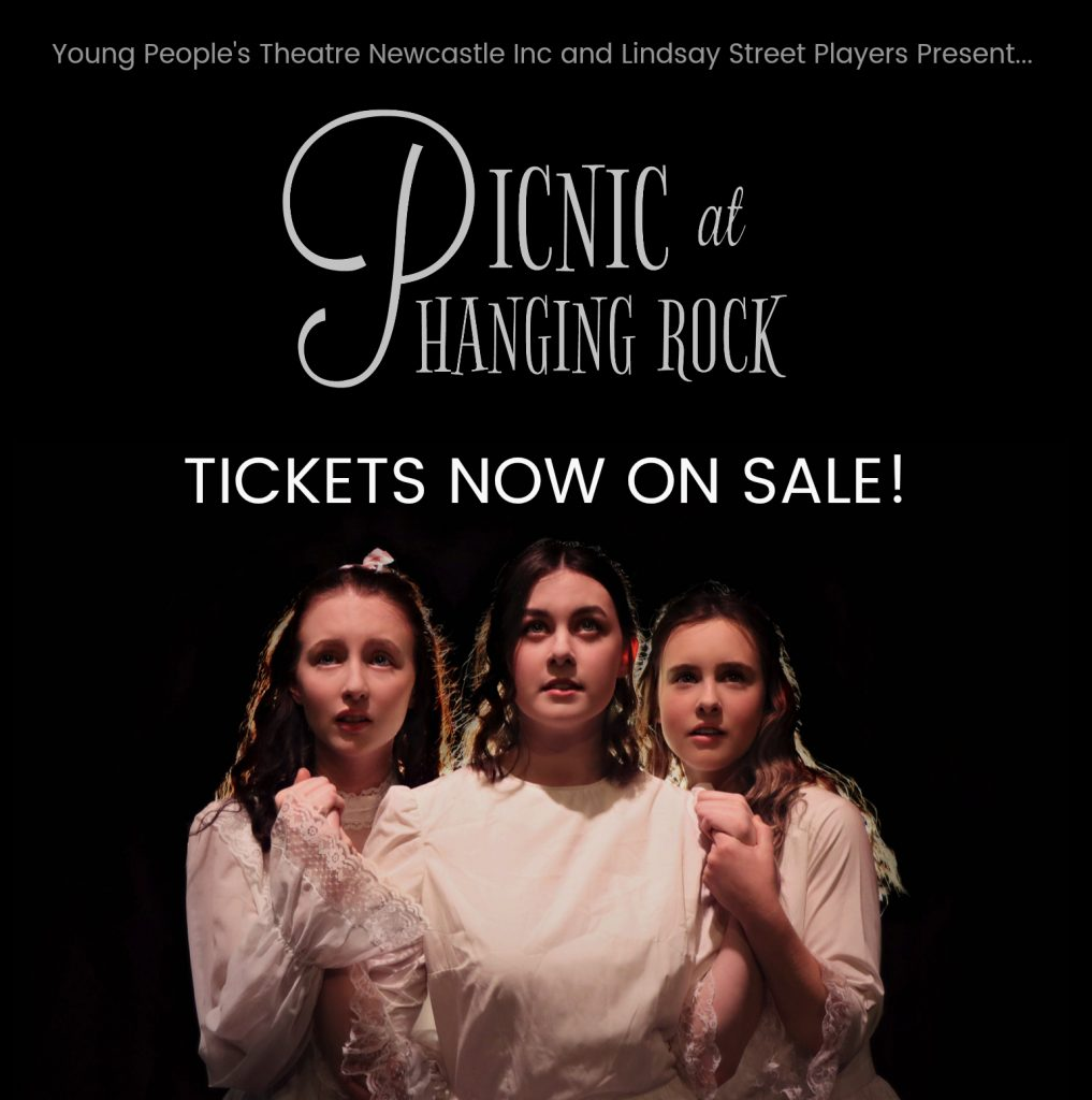 Tickets now on sale for Picnic at Hanging Rock