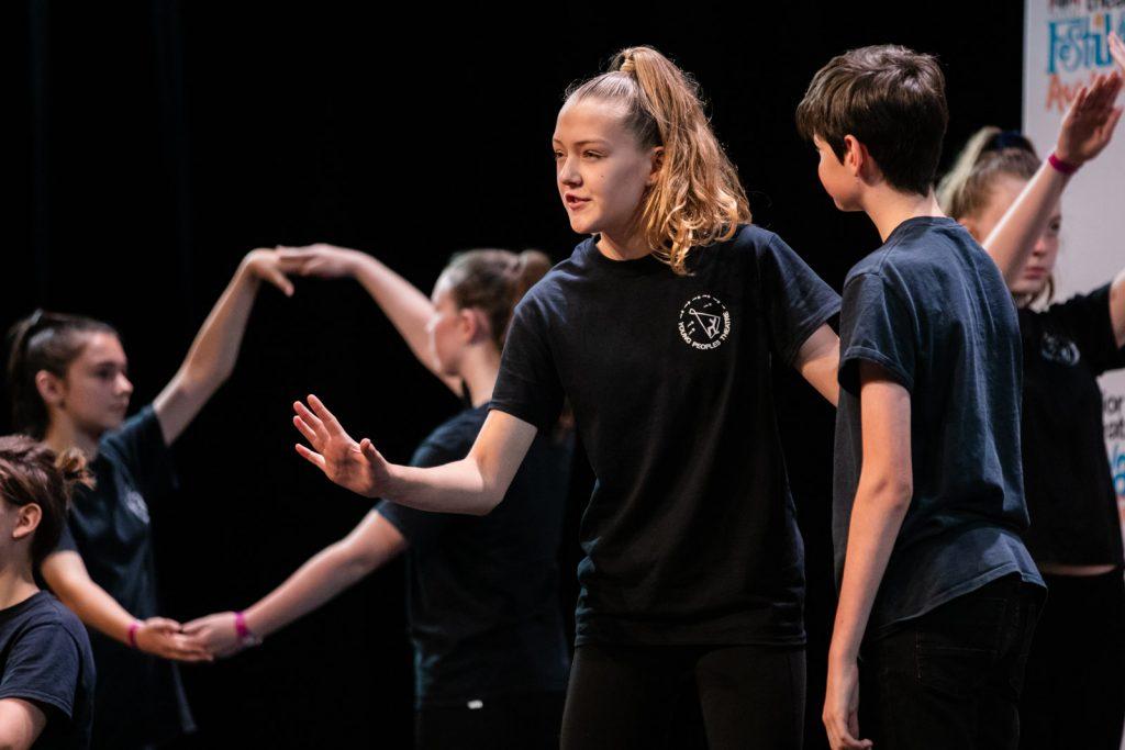 Theatre Students 8