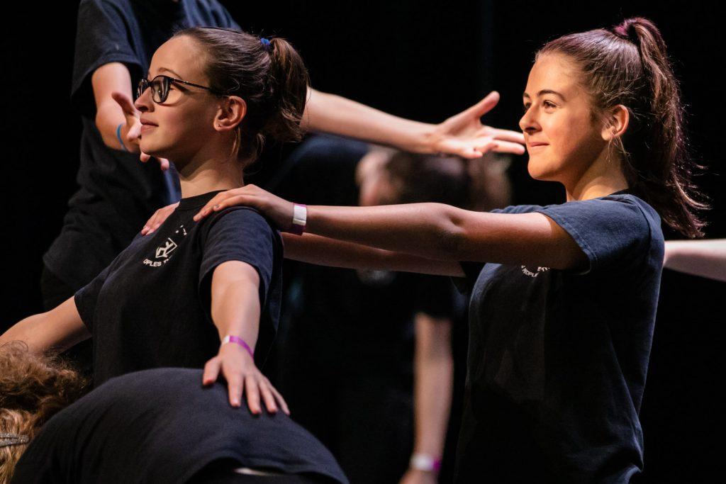 Theatre Students 10