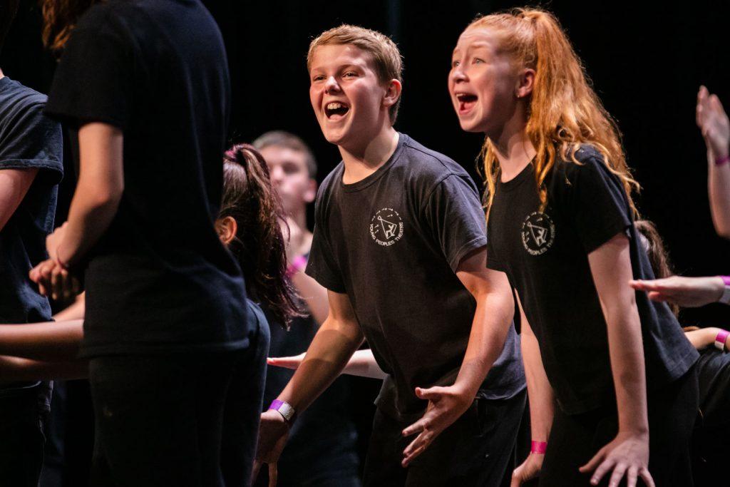 Theatre Students 4