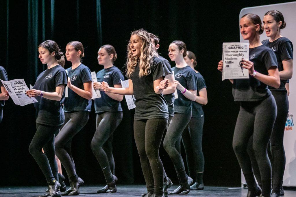 Theatre Students 7