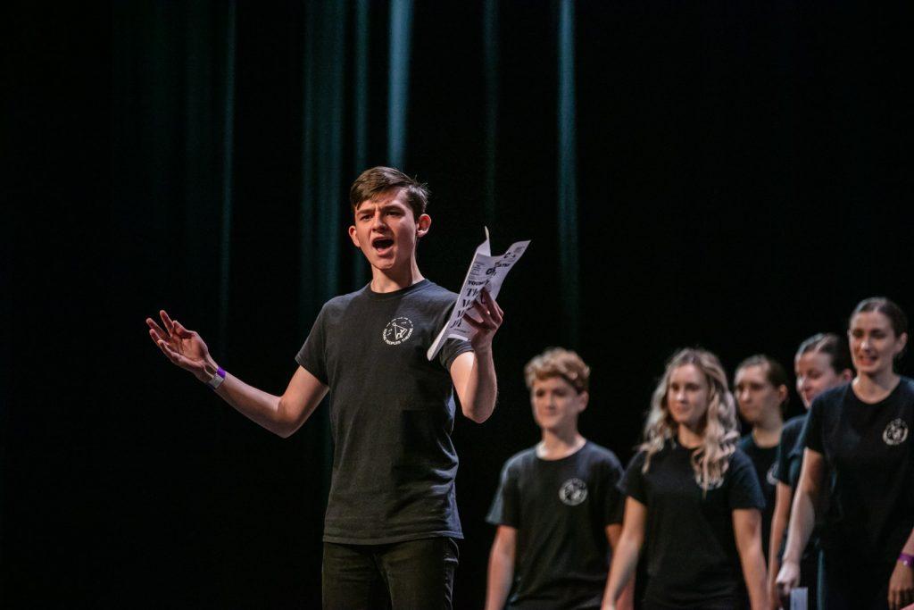 Theatre Students 5