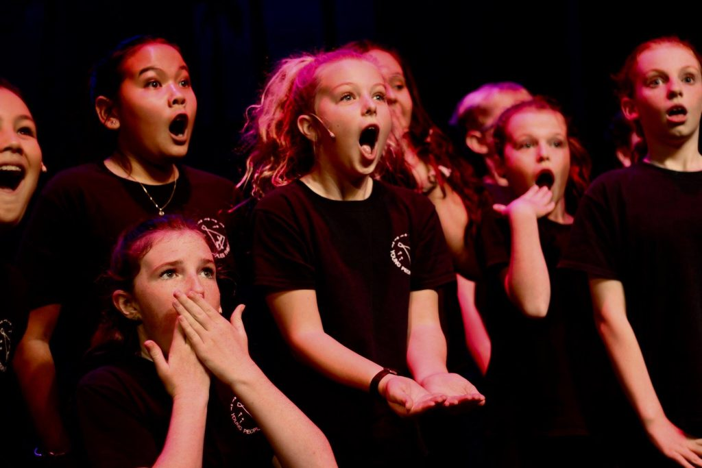 Theatre Students 2