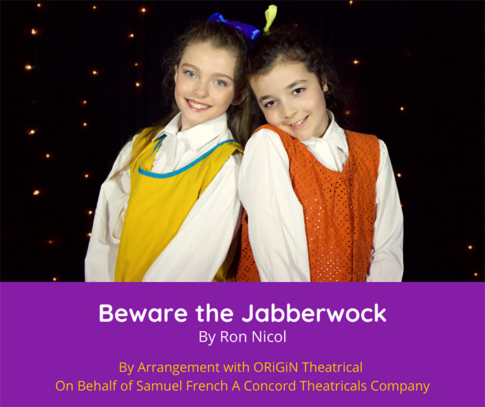 Beware of the Jabberwok