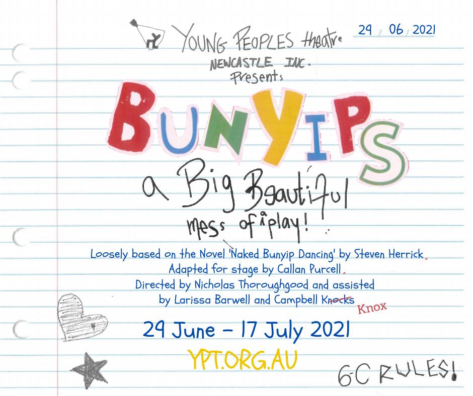 Bunyips Poster